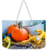 Pumpkins Decorations Weekender Tote Bag