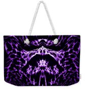 Purple Series 1 Weekender Tote Bag