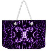 Purple Series 2 Weekender Tote Bag