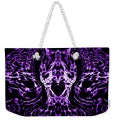 Purple Series 4 Weekender Tote Bag