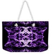 Purple Series 5 Weekender Tote Bag