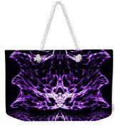 Purple Series 6 Weekender Tote Bag