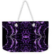 Purple Series 7 Weekender Tote Bag