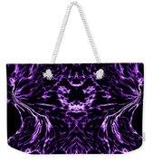 Purple Series 8 Weekender Tote Bag