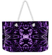 Purple Series 9 Weekender Tote Bag