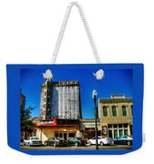 Queen Theater Weekender Tote Bag
