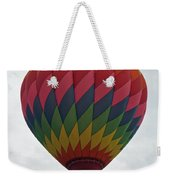 Rainbow Balloon Weekender Tote Bag