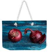 Red Onions Weekender Tote Bag