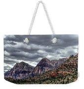 Red Rock Canyon - Las Vegas Nevada Weekender Tote Bag
