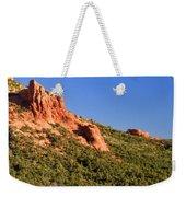 Red Rock Formation Sedona Arizona 27 Weekender Tote Bag