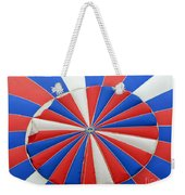 Red White And Balloon  Weekender Tote Bag