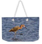 Redish Egret Weekender Tote Bag