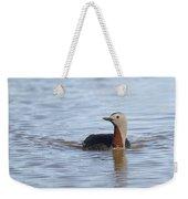 Redthroated Loon Weekender Tote Bag