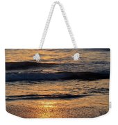 Reflections Of Sunset Weekender Tote Bag
