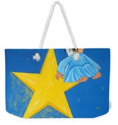 Ride A Shooting Star Weekender Tote Bag