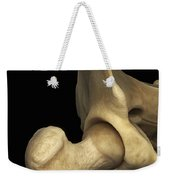 Right Hip Joint Male Weekender Tote Bag