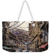 Rio De Janeiro Brazil - Favela Weekender Tote Bag
