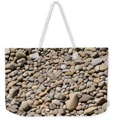 River Rocks Pebbles Weekender Tote Bag