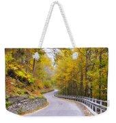 Road With Curves Weekender Tote Bag