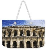 Roman Arena In Nimes France Weekender Tote Bag
