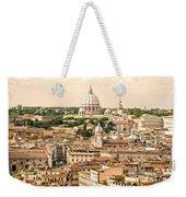 Rome - Italy Weekender Tote Bag