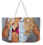 Rosey13 Weekender Tote Bag