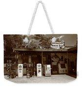 Route 66 - Hackberry General Store Weekender Tote Bag