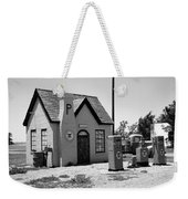 Route 66 - Phillips 66 Gas Station Weekender Tote Bag