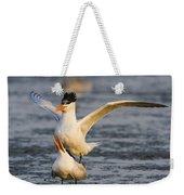 Royal Terns Weekender Tote Bag