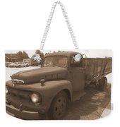 Rusty Ford Truck Weekender Tote Bag