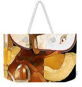 2 Saddles Bucket 14592 Weekender Tote Bag