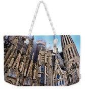 Sagrada Familia - Gaudi Weekender Tote Bag