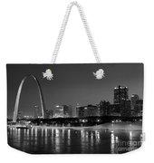 Saint Louis Skyline Weekender Tote Bag