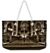 Saint Marks Episcopal Cathedral Weekender Tote Bag