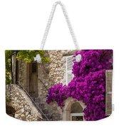 Saint Paul De Vence Weekender Tote Bag