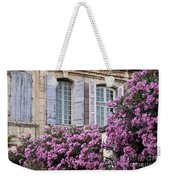 Saint Remy Windows Weekender Tote Bag