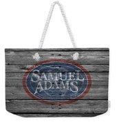 Samuel Adams Weekender Tote Bag