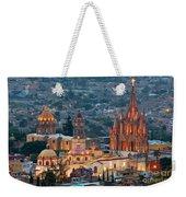 San Miguel De Allende, Mexico Weekender Tote Bag