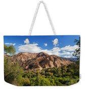 Santa Ynez Valley Weekender Tote Bag