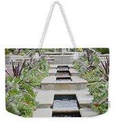 Sarah Lee Baker Perennial Garden 3 Weekender Tote Bag