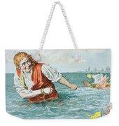 Scene From Gullivers Travels Weekender Tote Bag