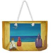 Sea View One Weekender Tote Bag