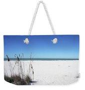 Seaoats On The Beach Weekender Tote Bag