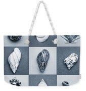 Seashell Composite Weekender Tote Bag