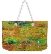Seasonal Ecology Weekender Tote Bag