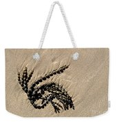 Seaweed On Beach Weekender Tote Bag
