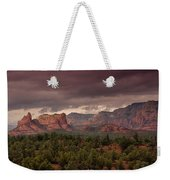 Sedona Red Rocks  Weekender Tote Bag
