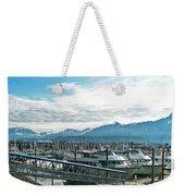 Seward Alaska Weekender Tote Bag