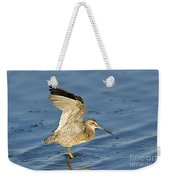 Short-billed Dowitcher Weekender Tote Bag