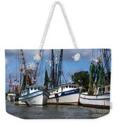 Saltwater Cowboys Weekender Tote Bag